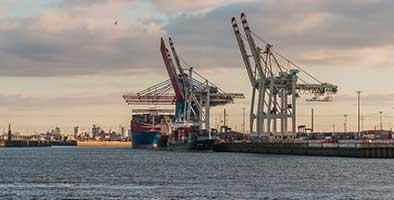 סיור בנמל המפרץ חיפה