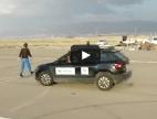 ניסוי ראשון ברכב אוטונומי בישראל