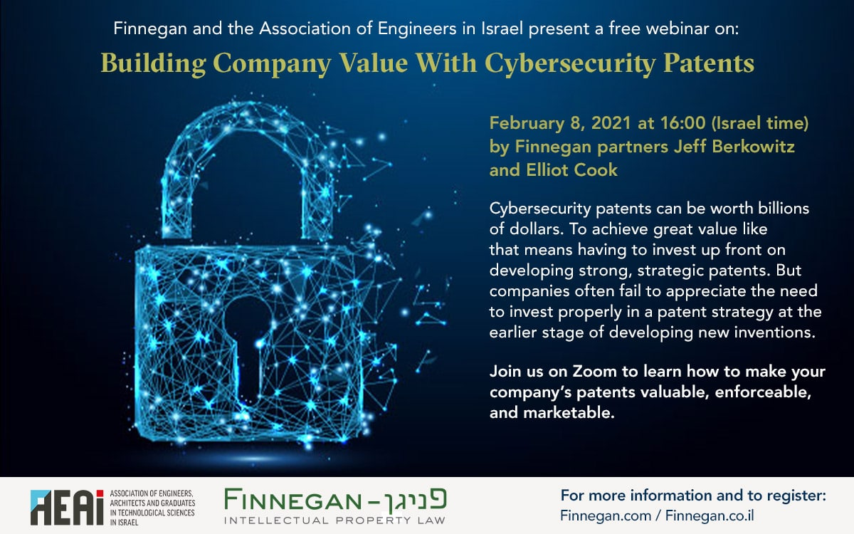 Building-Company-Value-with-Cybersecurity-Patents-banner